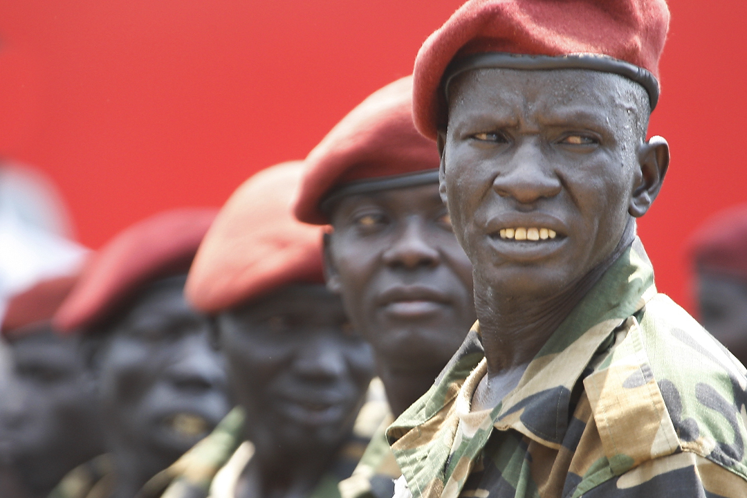 South Sudan Rebel Group Releases 250 Child Soldiers