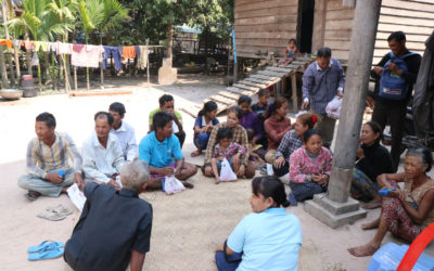 Listeners Thrive in Cambodia Following FEBC Visit