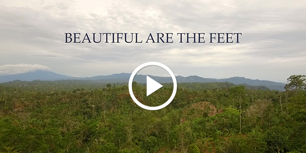 VIDEO: Beautiful are the Feet