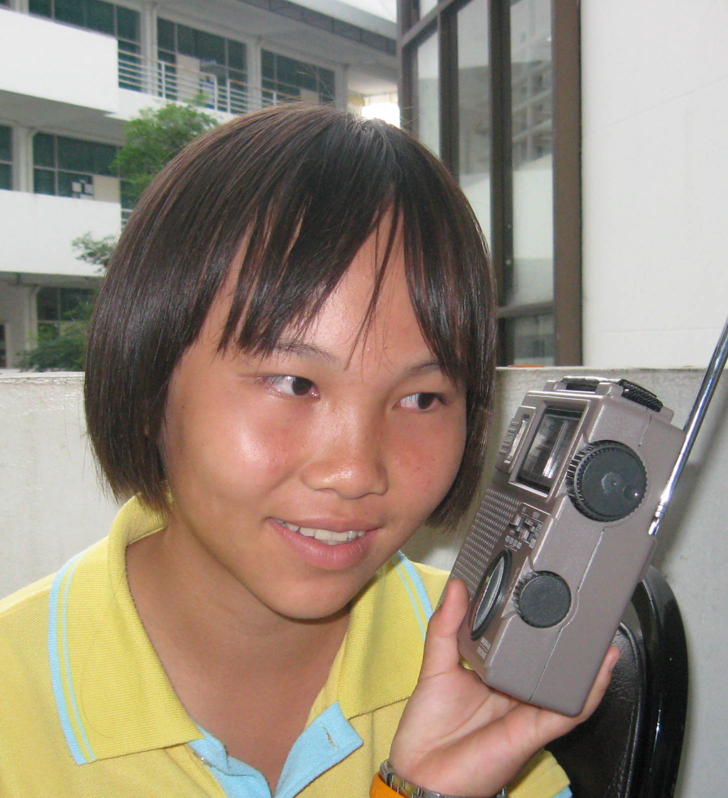 In Thailand, A Listener Writes to Express Their Transformation in Christ