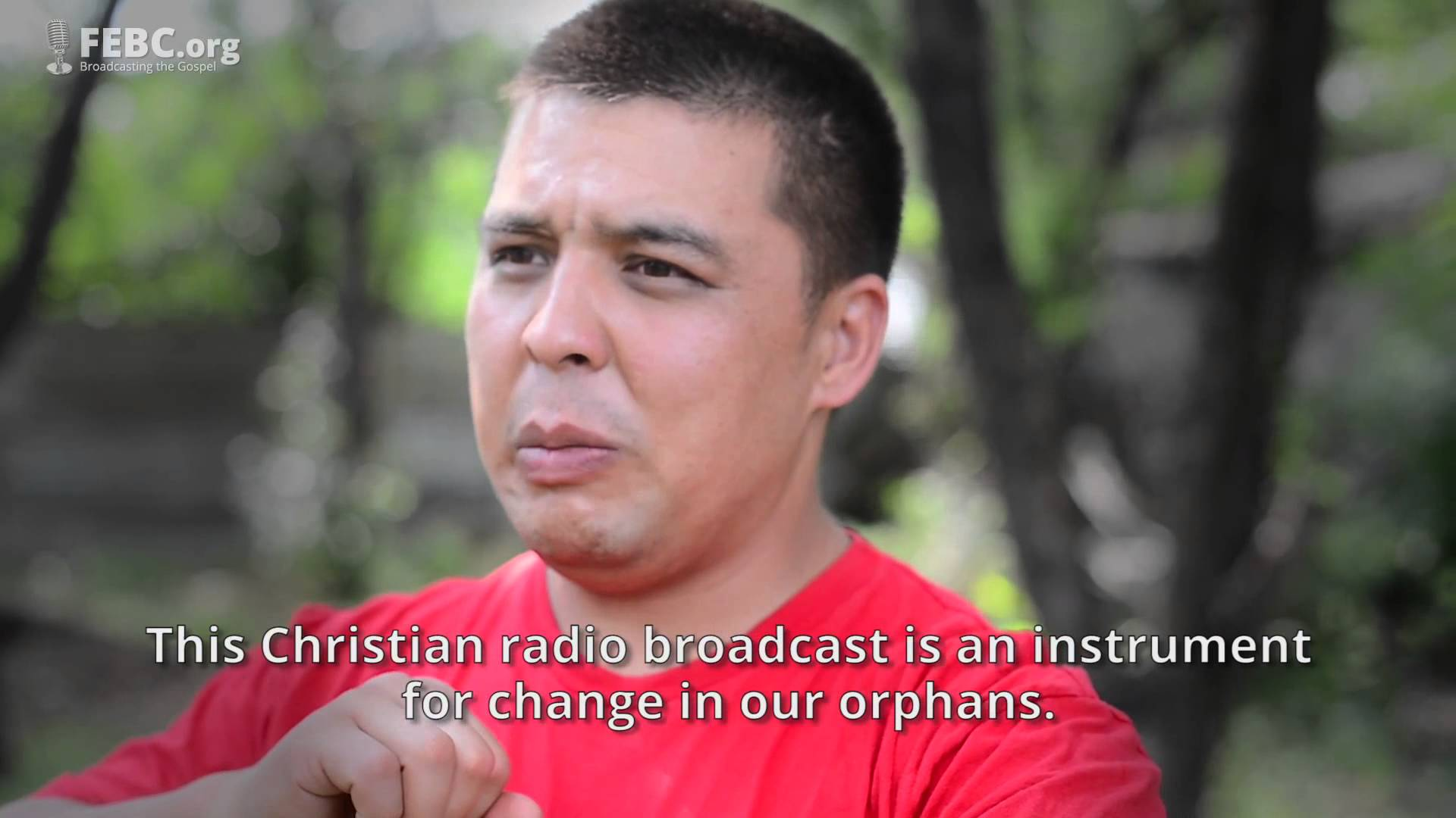 FEBC Broadcasts Transform an Orphanage in Kazakhstan