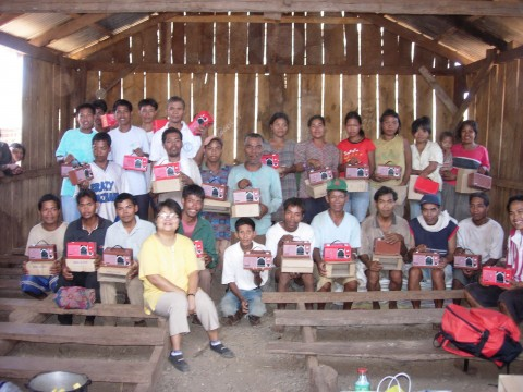 Philippines: From Listener to Pastor