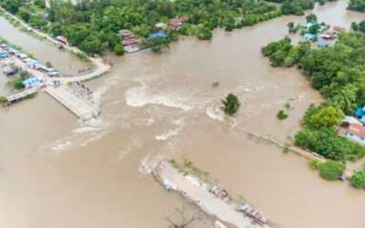 FEBC Joins Relief Efforts in Thailand